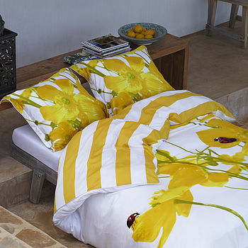Dreamtime Floral Duvet Set By Essenza