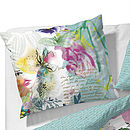 Essenza Flower Bomb pillowcase