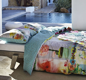 Essenza Flower Bomb Duvet set