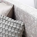 Fabric Upholstered Bed - Anastasia