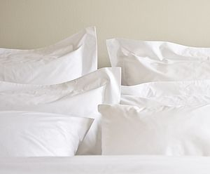 Classic Egyptian Cotton Pillowcase - bed, bath & table linen