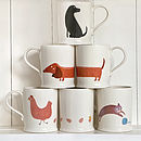 Fenella Smith Animals Collection