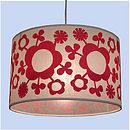 Lollipop Large Pendant Lampshade