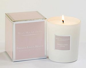 Luxury Boxed Candles - table decorations