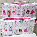 Rabbits Wash Bag