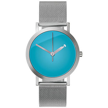 Normal Timepieces - Vivid - Light Blue