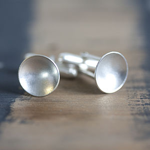Cup Cufflinks - men's accessories