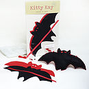 Felt Hanging 'Batty Bat' Sewing Kit