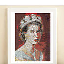 Queen Elizabeth II Fine Art Or Canvas Print