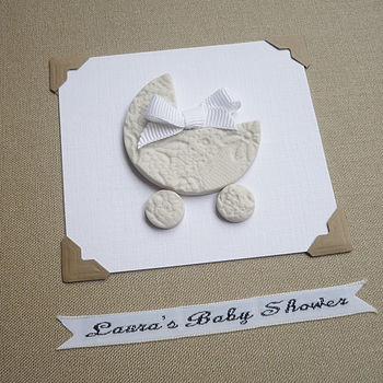 Personalised Baby Album