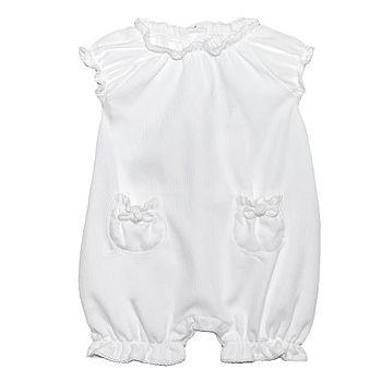 French Design Pocket Romper Suit