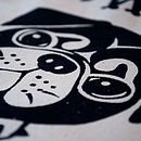 Print quality detail