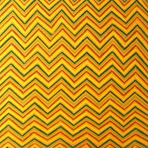 Painting Zig Zag - canvas prints & art