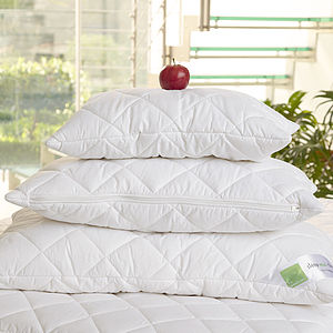 Deluxe Wool Pillow - bed, bath & table linen