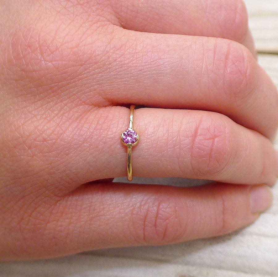nl rg rings gemstone cut rose gs stone jewelry dark round with pink wedding sapphire in gold