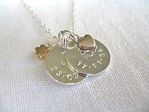 Family Place Necklace - women's jewellery