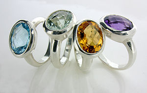 Cocktail Ring - rings