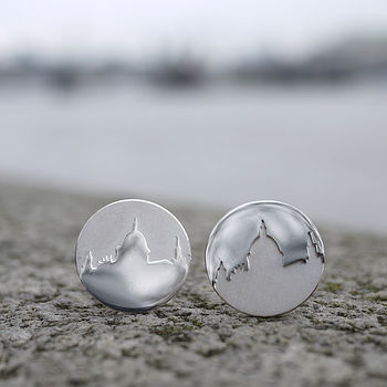 London Skyline Cufflinks