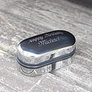 Engraved Chrome Box