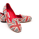Union Jack Loafers