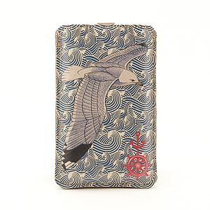 Nautical Leather Phone Case - phone & tablet covers & cases