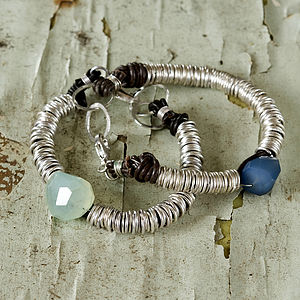 Helene Silver Plated Link Bracelet - fashion inspiration