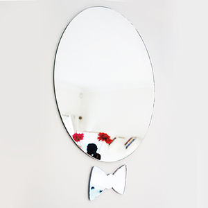 Bow Tie Mirror - for children