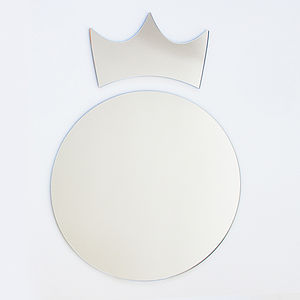 Crown Mirror - for children