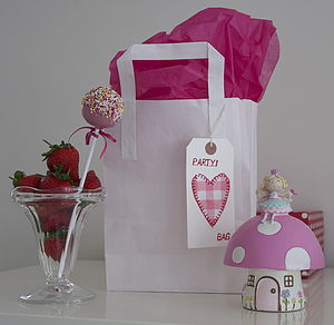 Hand Embellished Party Bag - gift bags & boxes