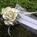Personalised Handmade Fairy Bridal Wand