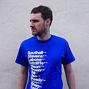 Best Everton Football Players T Shirt
