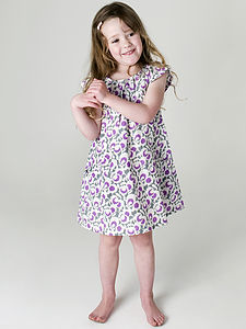 Bloom Panelled Dress