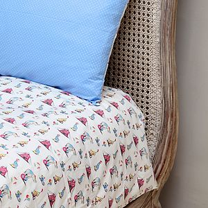 Circus Duvet Cover Set - bed linen