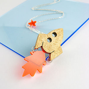 Rocket Necklace - necklaces & pendants