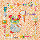 Child's Age Birthday Cards
