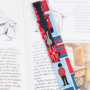 London British Bookmark