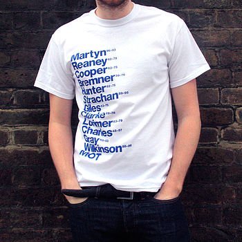 Best Leeds Football Players T Shirt