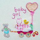 New Arrival Baby Card