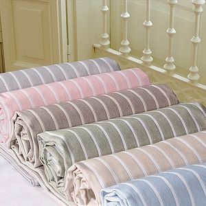 Striped Duvet Set - bed, bath & table linen