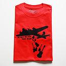 Make Music Not War Mens T Shirt
