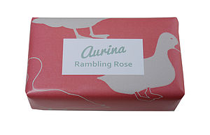 Aurina Fragranced Soap - bathroom