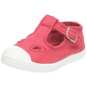 Raspberry Canvas Shoes - shoes & footwear