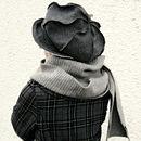 Brimmed Tammy Hat