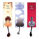Intellectual Animal Bookmark