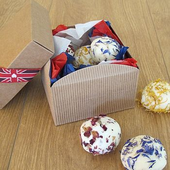 Limited Edition Jubilee Bath Truffles