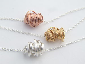 You're winding me up!.... Necklace