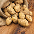 Potatoes perfect for mashing & roasting