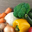 3 x Selected Season Vegetables