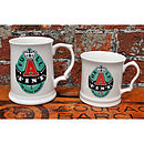 Pint And Half Pint Mug Set