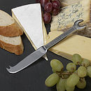 Ploughman's Gift Set And Spanner Cheese Knife